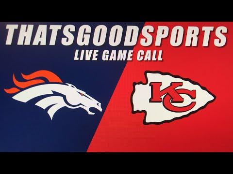 Broncos vs Chiefs Livestream