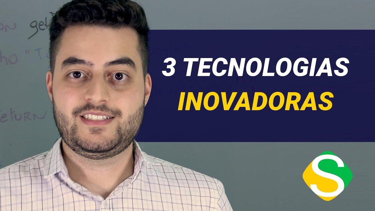 Download 3 tecnologias inovadoras para seu negócio - Dica Simples #04