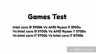Ryzen 9 3900X vs i9 9900K Benchmarks,i9 9900K vs Ryzen 9