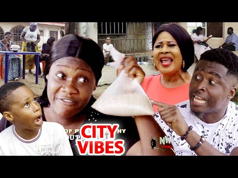 CITY VIBES COMPLETE SEASON 7&8 - (New Hit Movie) Mercy Johnson 2020 Latest Nigerian Nollywood Movie