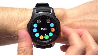 Wrist On With The Samsung Galaxy Watch