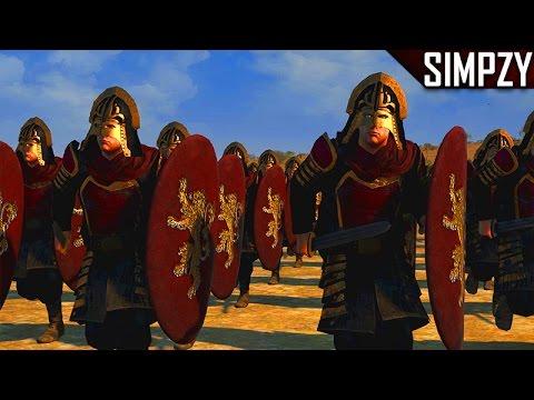 SEVEN KINGDOMS - GAME OF THRONES TOTAL WAR