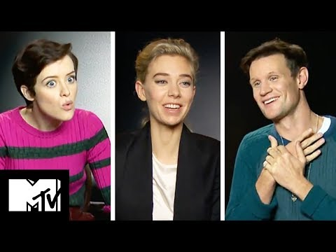 The Crown Cast Teach You How To Do A Royal British Accent  MTV Movies