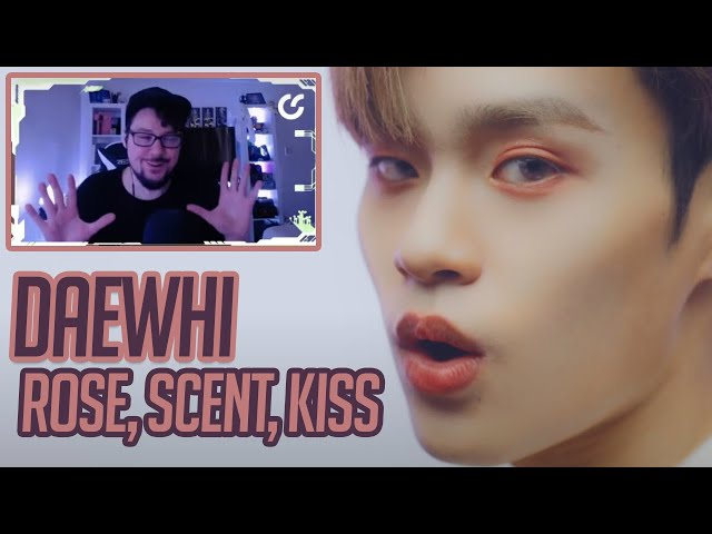 Mikey Reacts to AB6IX - LEE DAE HWI  'ROSE, SCENT, KISS' M/V
