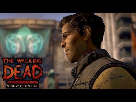 COMEÇANDO UMA INTRIGA - The Walking Dead: A New Frontier #6