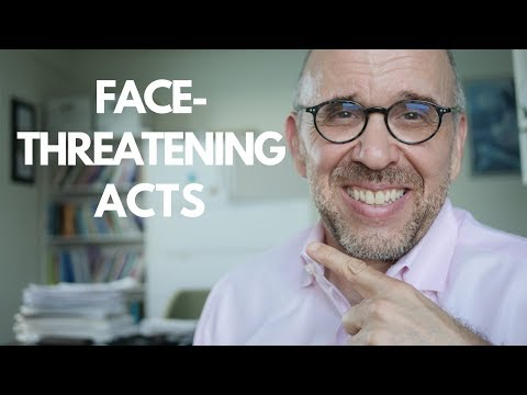 How To Avoid Embarrassment: Understand Face-Threatening Acts