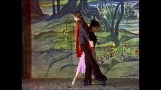 """Rashid Ahmedov Karacev dancing. Ballet """"Don Quixote"""" (Gara Garayev)"""