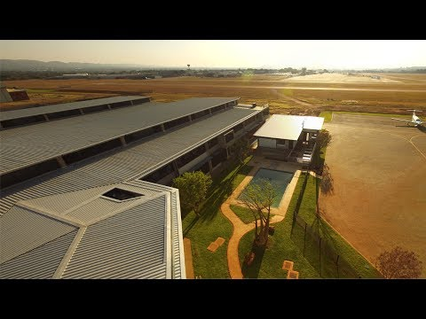 New AHRLAC Manufacturing Facility   Wonderboom, Pretoria, South Africa   Riekert and Osman Studios P