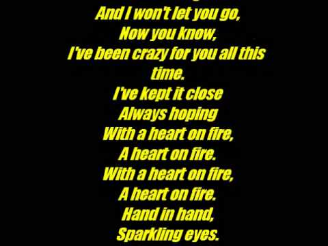 Jonathan Clay - Heart On Fire Lyrics