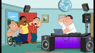 Peter Becomes A DJ