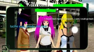 💜💜💜💜💜 JP Schoolgirl Supervisor Multiplayer 💟 Saori Sato KAWAIIMIKU MEETS KAWAIIMIKU1💜💜💜💜💜