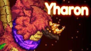 YHARON BOSS FIGHT | Terraria Calamity