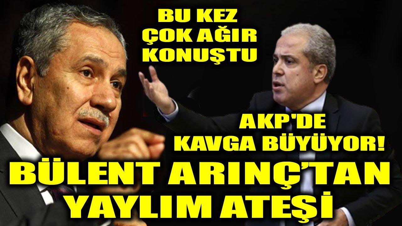 Download AKP'de kavga büyüyor! Bülent Arınç'tan yaylım ateşi! Bu kez çok ağır konuştu