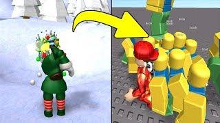O CRIADOR DO SNOW SHOVELING SIMULATOR FEZ UM NOVO JOGO NO ROBLOX!!