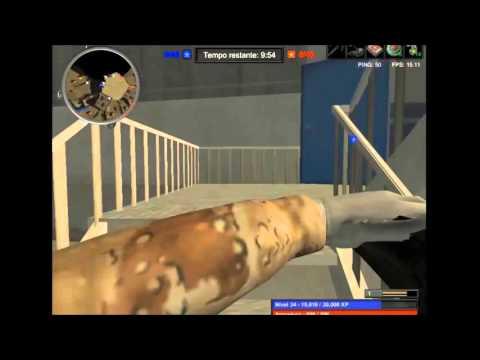 RED CRUCIBLE 2:Jogando com panzer