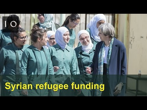 Prime Minister: funding for Syrian refugees