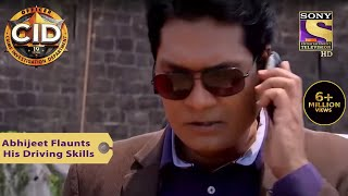 Your Favorite Character | Abhijeet Flaunts His Driving Skills | CID | Full Episode