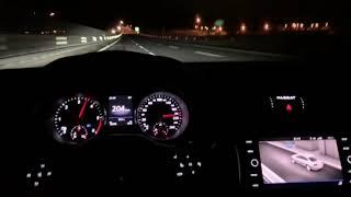 Araba SnapVolkswagen PassatGeceTop Speed