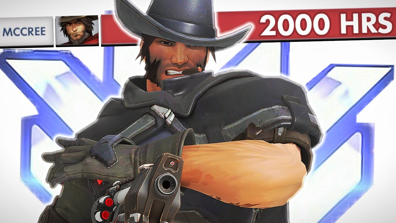 Download THIS IS WHAT 2000 HOURS OF MCCREE LOOKS LIKE!