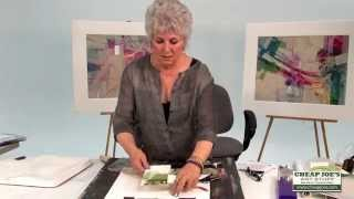 Watercolor Tips with Mary Ann Beckwith - Collecting Bits and Pieces