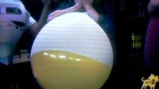 5 ballon pops