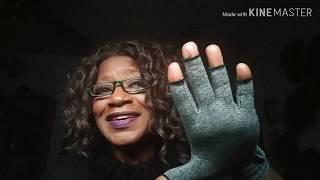 IMAX Arthritis Gloves/They Work!!
