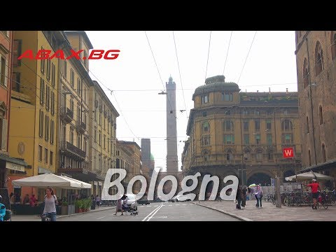 Bologna, Italy travel guide 4K bluemaxbg.com
