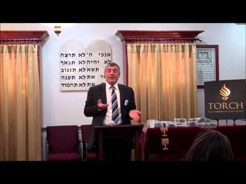 Why Jews Don't Believe in Jesus: Rabbi Yosef Mizrachi