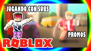 🔴ROBLOX 👀VALUEING ROBLOX👀🌟PROMOS🌟🎮 PLAYING WITH SUBS IN VIP AND PUBLIC SERVER🎮