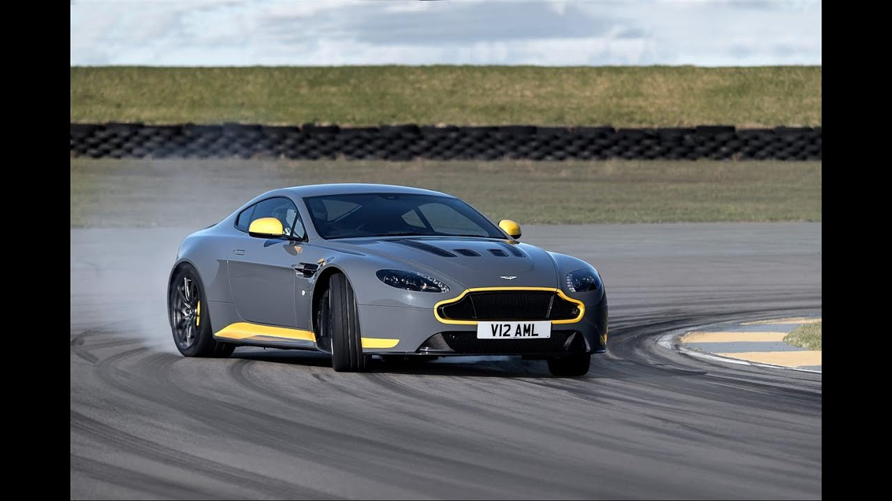 Introducing The Aston Martin V Vantage S Manual With AMSHIFT YouTube - Build your own aston martin