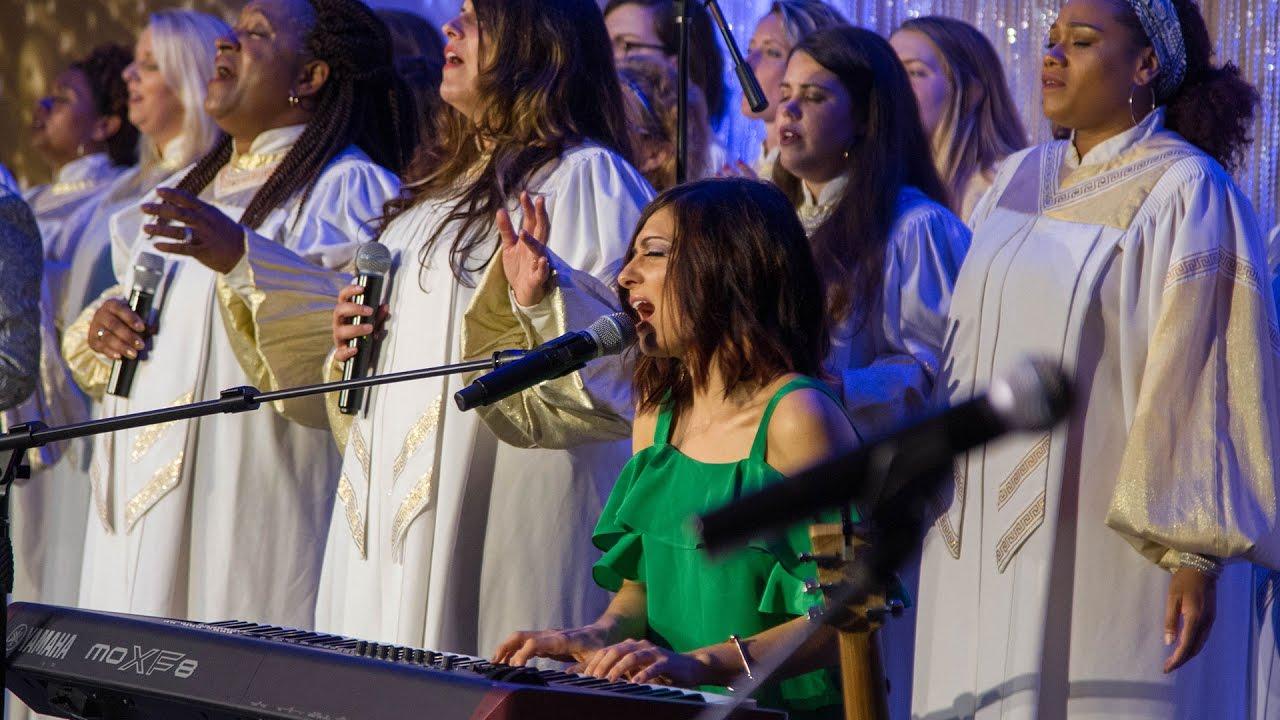 Fill Me - Live at Apostolic Women   Christian Harfouche Ministries