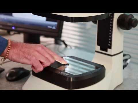 Точное двумерное измерение небольших деталей: видеоизмерительная система Xpress