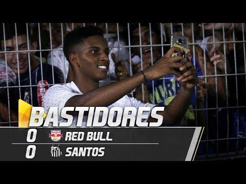 RED BULL 0 X 0 SANTOS | BASTIDORES | PAULISTÃO (26/03/19)