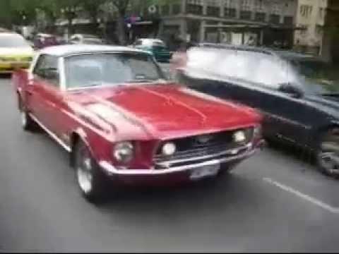 AMERICAN CARS IN STOCKHOLM JUNE 2014 NR1