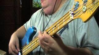 Iron Maiden Paschendale Bass Cover