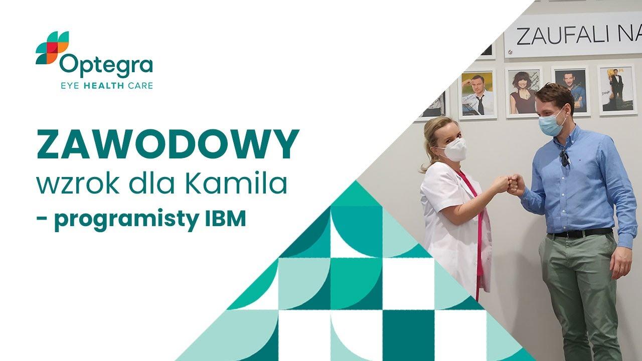 👁️ Zawodowy wzrok: PROGRAMISTA | Optegra - najczęściej wybierana klinika okulistyczna w Polsce!