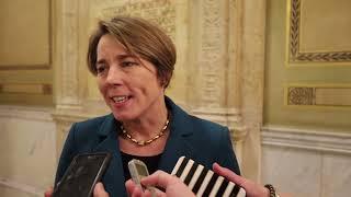 'It's her prerogative,' Maura Healey says of Suffolk DA pledge not to prosecute low-level crimes