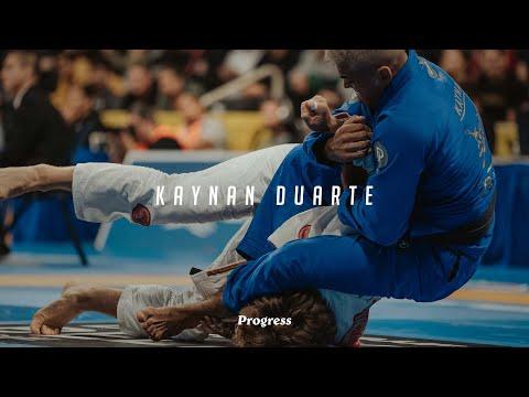 Kaynan Duarte - Progress JiuJitsu