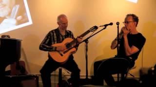 Mark Sepic + Carlos Del Junco at Gallery Fontana Swing