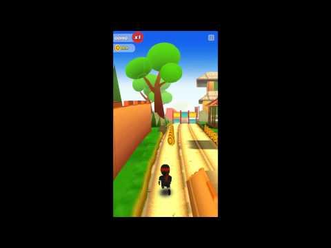 Ninja Runner 3D Android Gameplay