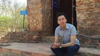 [MC Đào Tùng] - Tháp chàm Poshanư(Phan Thiết)
