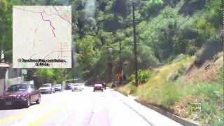 L.A. Drive: Laurel Canyon Los Angeles is divided by the Santa Monic...