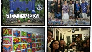 Tagaytay Day 2 Part2: Puzzle Mansion & Bag of Beans
