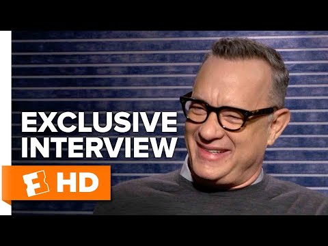 Tom Hanks Gives Some Acting Advice - The Post (2017) Interview | All Access