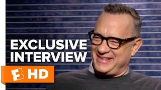 Tom Hanks Gives Some Acting Advice - The Post (2017) Interview   All Access