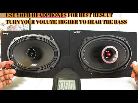 Pioneer TS6900PRO PRO Series 6x9 VS DS18 PRO-ZT69 Speaker 6x9 PART 1 Full Version Explained