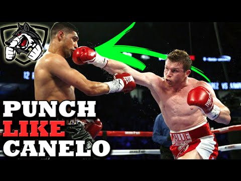 How to Throw a Right Hand KO like Canelo Alvarez