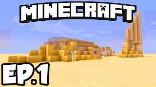 Minecraft: Planetary Confinement Ep.1 - CRASH LANDING!!!