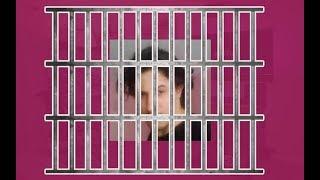 عيد مبارك سعيد ، حوحو في السجن