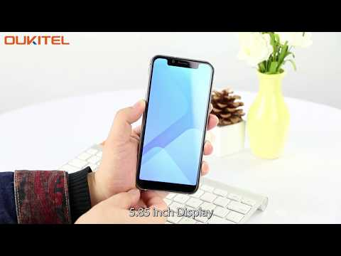 """OUKITEL U18 leaks, 5.85 inch display with """"Notch: top design"""